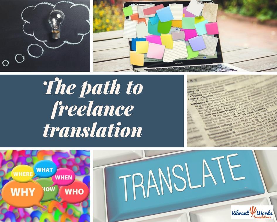 The Big Three Translation Types
