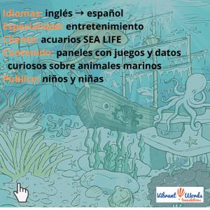 Sea Life Aquariums_games for children